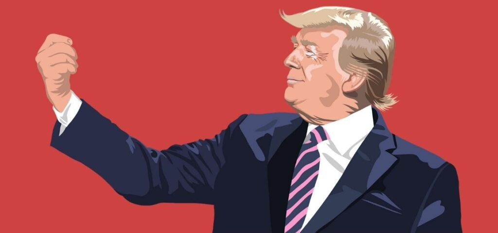 Editoriale Trump