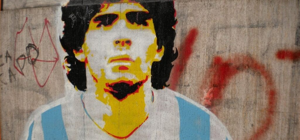 Diego Armando Maradona - Daniele Poto