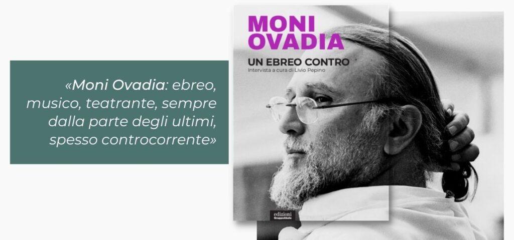 Un ebreo contro homepage Moni Ovadia