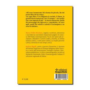 """Quarta di copertina di """"Immaginare la realtà"""", di Marco Tullio Giordana e Andrea Bigalli"""